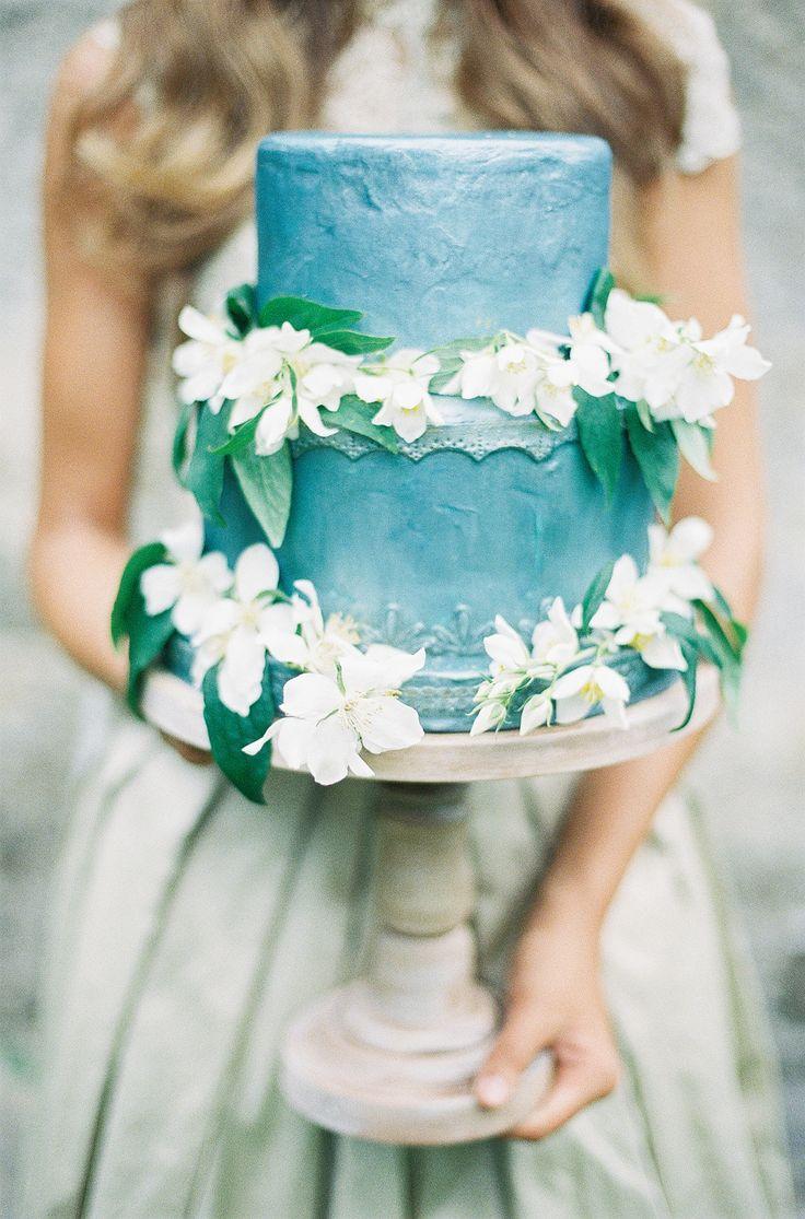 Sladké a pôvabné svadobné torty - Obrázok č. 62