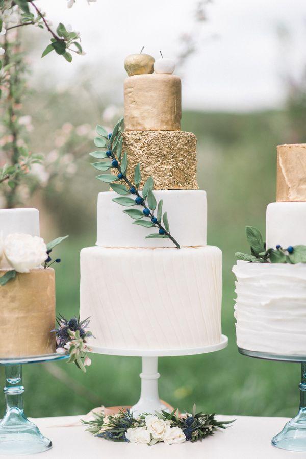 Sladké a pôvabné svadobné torty - Obrázok č. 65