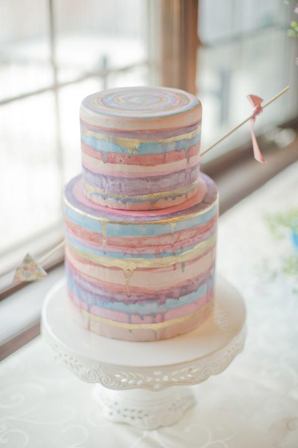 Sladké a pôvabné svadobné torty - Obrázok č. 68