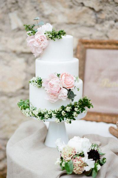 Sladké a pôvabné svadobné torty - Obrázok č. 73