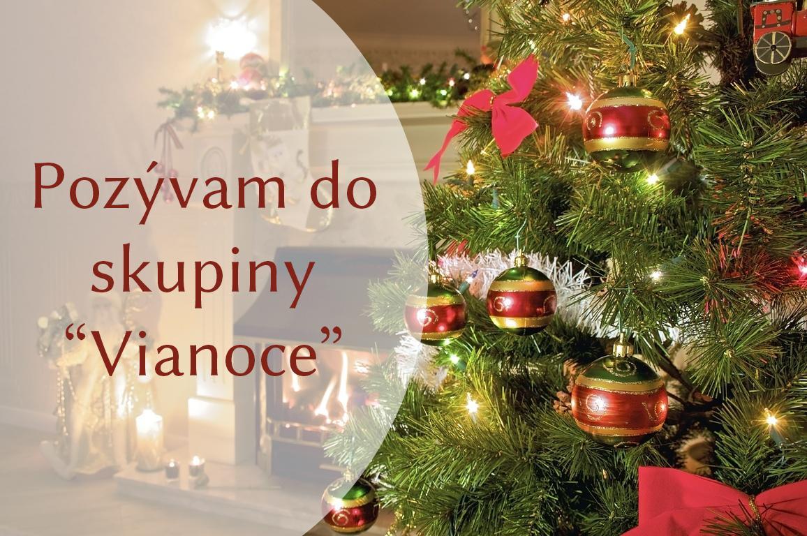 #info Vianoce sa nezadržateľne blížia a i tu na Mojej svadbe stále viac a viac cítiť vianočnú atmosféru. Pre všetky nevesty, ktoré Vianoce milujú a radi by sa o svoje vianočné radosti podelili a porozprávali aj na Mojej svadby, som práve vytvorila skupinu Vianoce (https://www.mojasvadba.sk/group/6611/detail). Vianočné príspevky do fotoblogov nepatria, preto všetky budú pozastavené. Zverejniť ich môžete v našej novej skupine. Pridajte sa a užívajte si krásne predvianočné dni :) - Obrázok č. 1