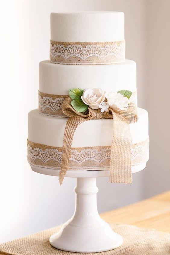 Sladké a pôvabné svadobné torty - Obrázok č. 74