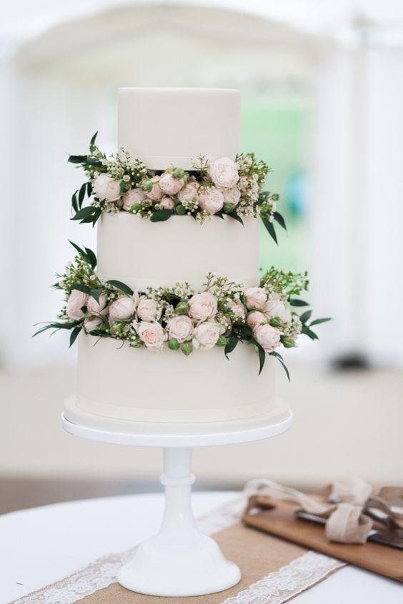 Sladké a pôvabné svadobné torty - Obrázok č. 75