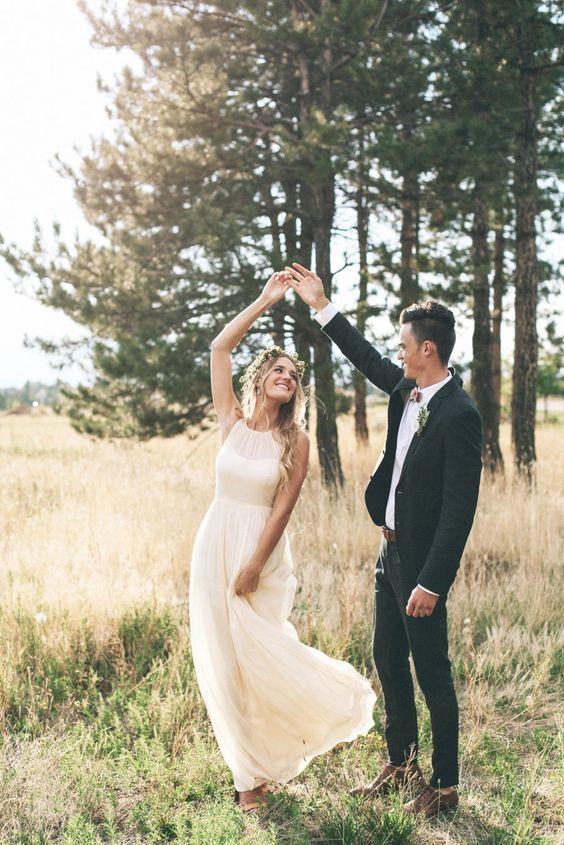 Inšpirácie na svadobné fotky - Obrázok č. 55