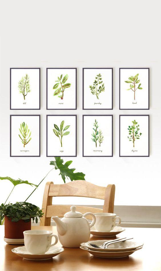 Inšpirované herbárom a botanickou záhradou - Obrázok č. 1