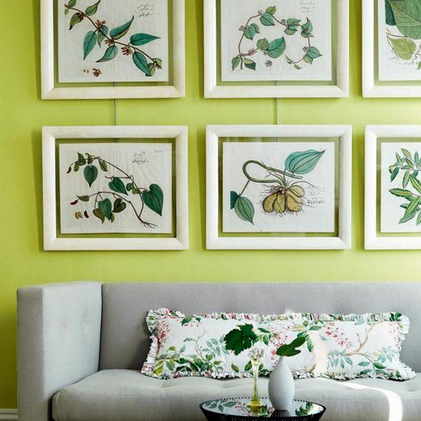 Inšpirované herbárom a botanickou záhradou - Obrázok č. 17