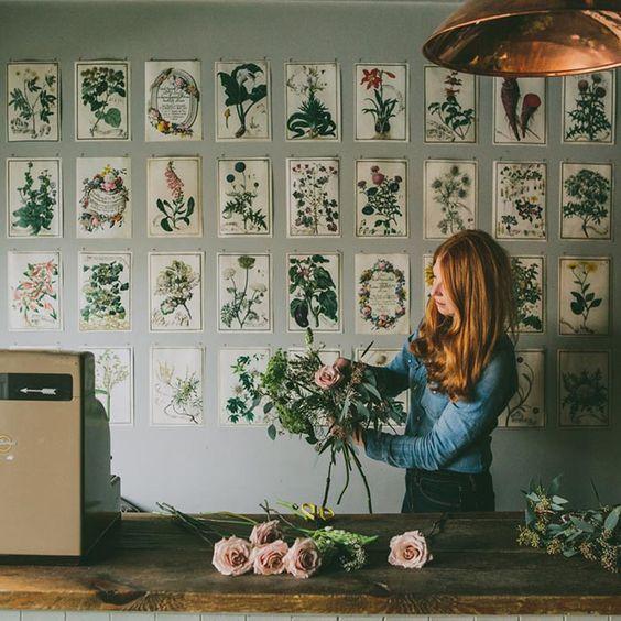 Inšpirované herbárom a botanickou záhradou - Obrázok č. 31