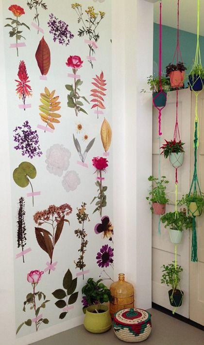 Inšpirované herbárom a botanickou záhradou - Obrázok č. 42