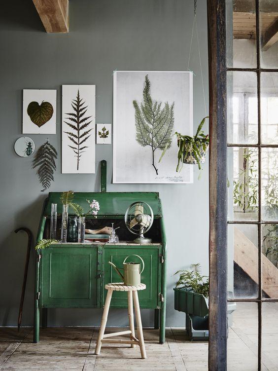 Inšpirované herbárom a botanickou záhradou - Obrázok č. 43