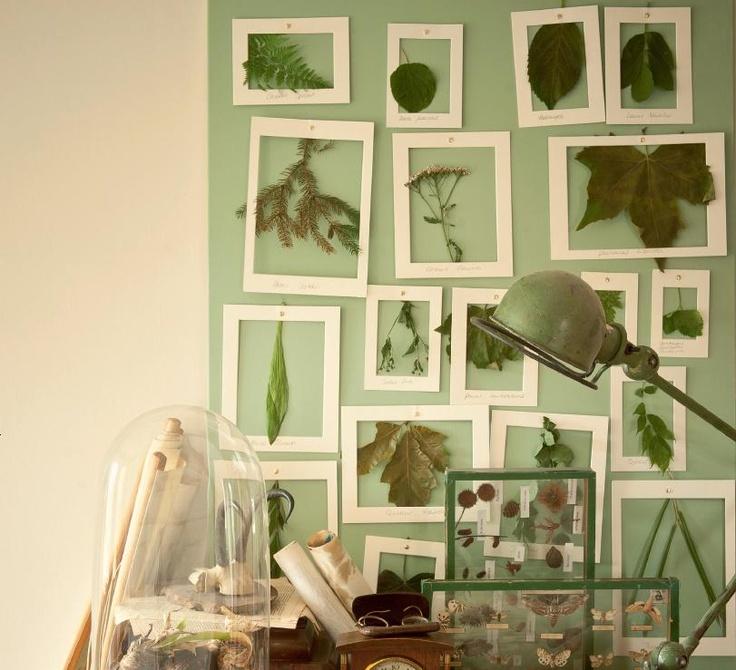 Inšpirované herbárom a botanickou záhradou - Obrázok č. 44