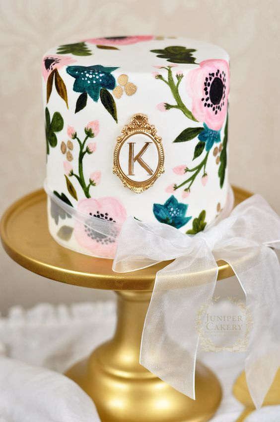 Sladké a pôvabné svadobné torty - Obrázok č. 77