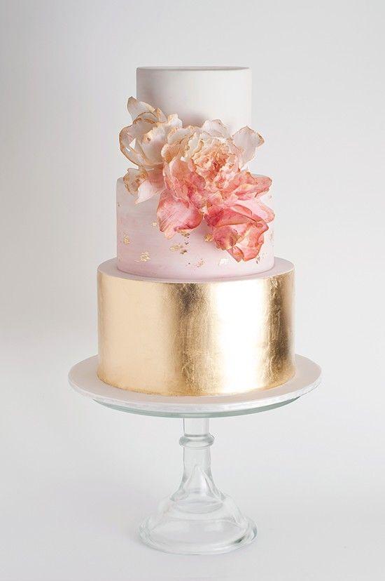 Sladké a pôvabné svadobné torty - Obrázok č. 81