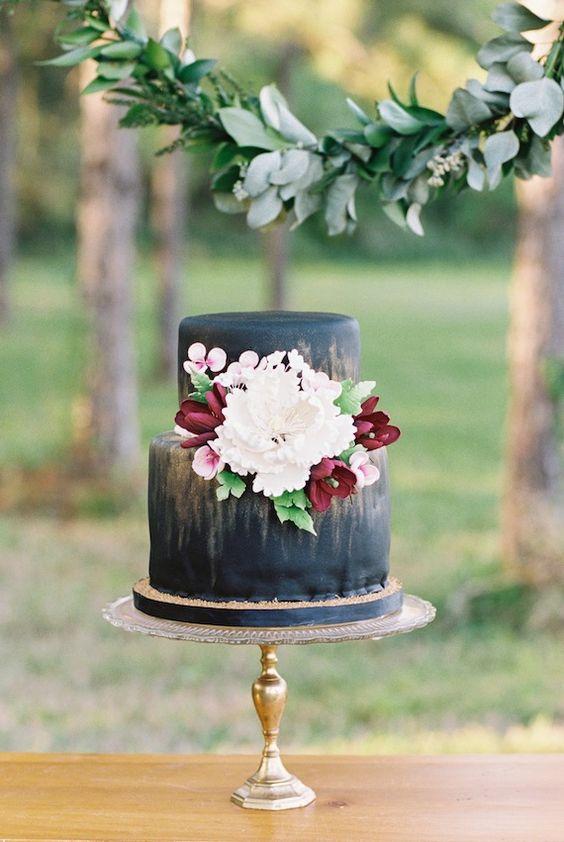 Sladké a pôvabné svadobné torty - Obrázok č. 83