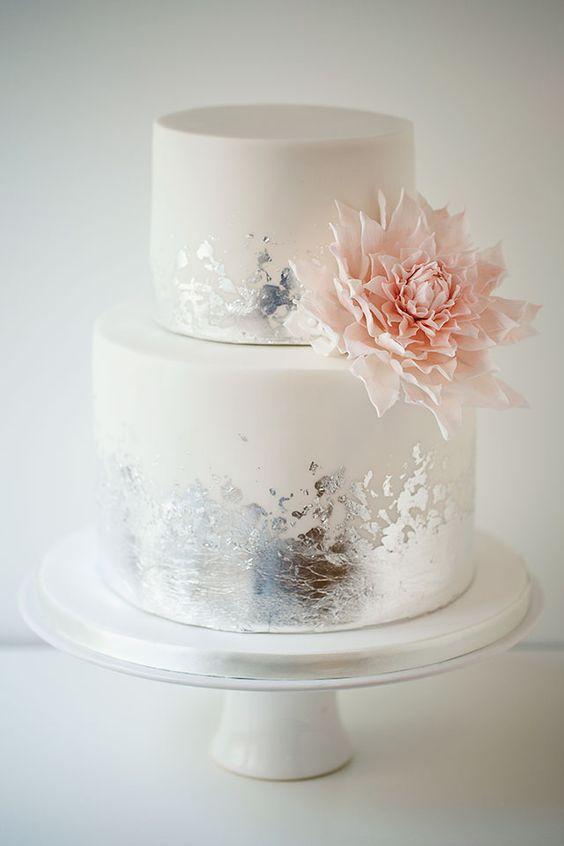 Sladké a pôvabné svadobné torty - Obrázok č. 85