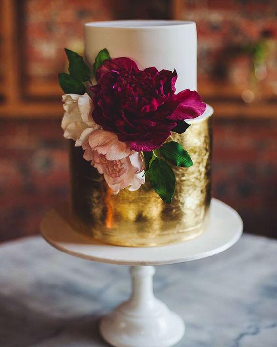 Sladké a pôvabné svadobné torty - Obrázok č. 87