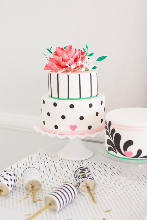 Sladké a pôvabné svadobné torty - Obrázok č. 89