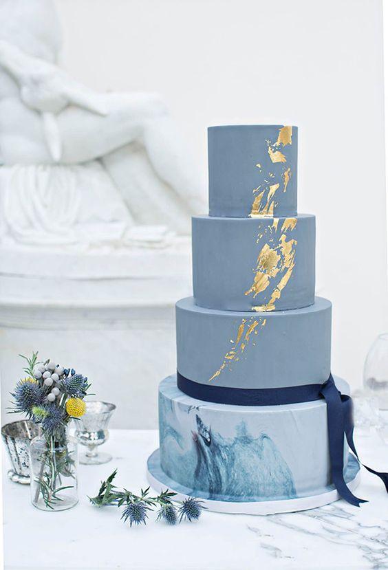 Sladké a pôvabné svadobné torty - Obrázok č. 92