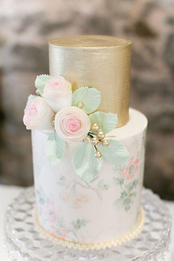 Sladké a pôvabné svadobné torty - Obrázok č. 93