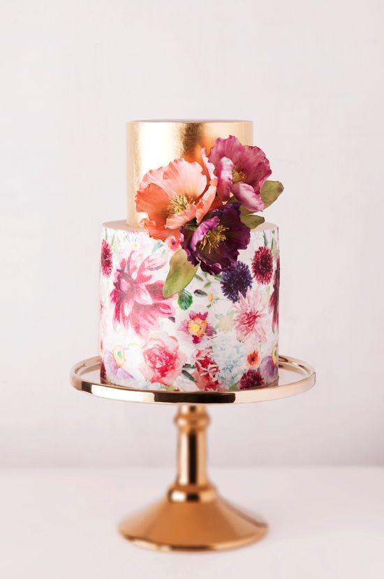 Sladké a pôvabné svadobné torty - Obrázok č. 95