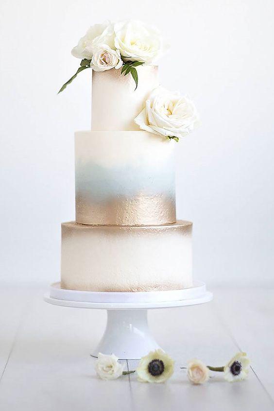Sladké a pôvabné svadobné torty - Obrázok č. 100