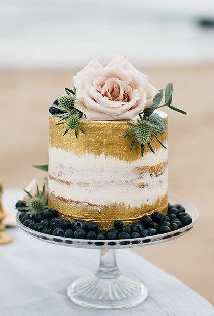 Sladké a pôvabné svadobné torty - Obrázok č. 101