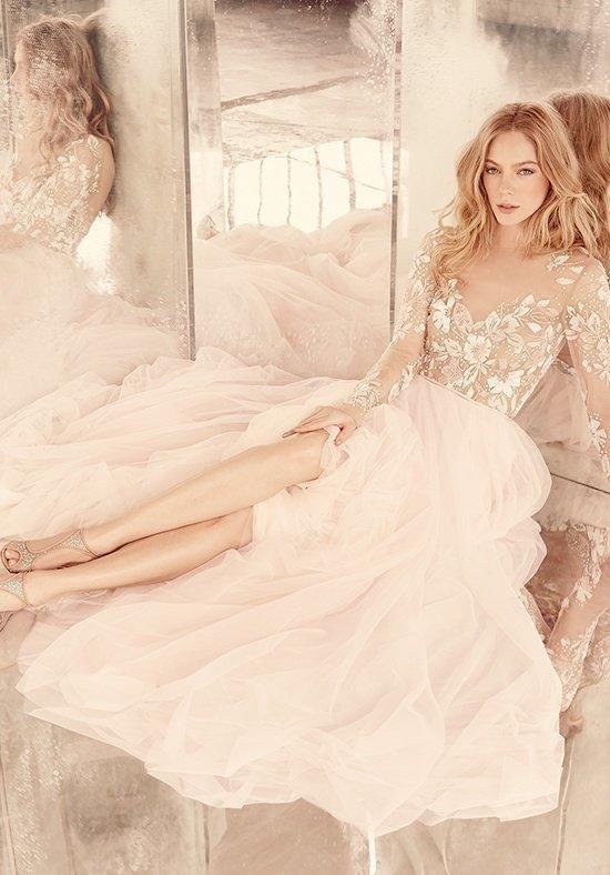 Svadobné šaty s dlhými rukávmi - Obrázok č. 16