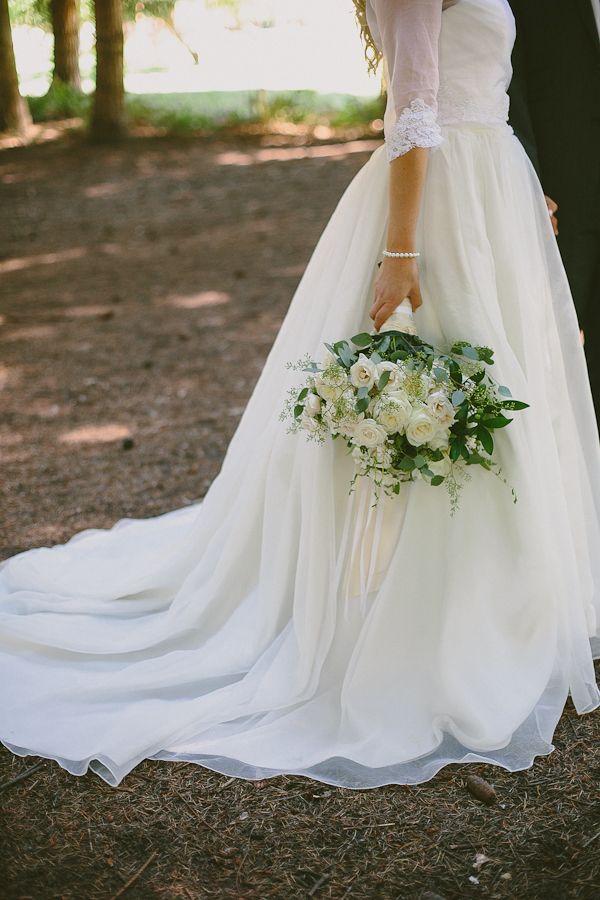 Svadobné šaty s dlhými rukávmi - Obrázok č. 70