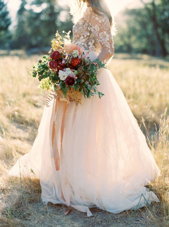 Svadobné šaty s dlhými rukávmi - Obrázok č. 71