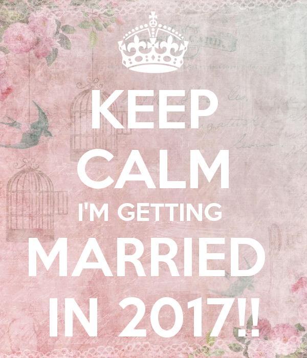 Nevesty sezóny 2017, ktoré ste to, priznajte sa mi :) napíšte mi aj dátum vašej svadby a pošlem vám malé modré srdiečko, ktorým potom môžete kohokoľvek z Mojej svadby obdariť a potešiť :) prajem krásny, svadobný nový rok! - Obrázok č. 1