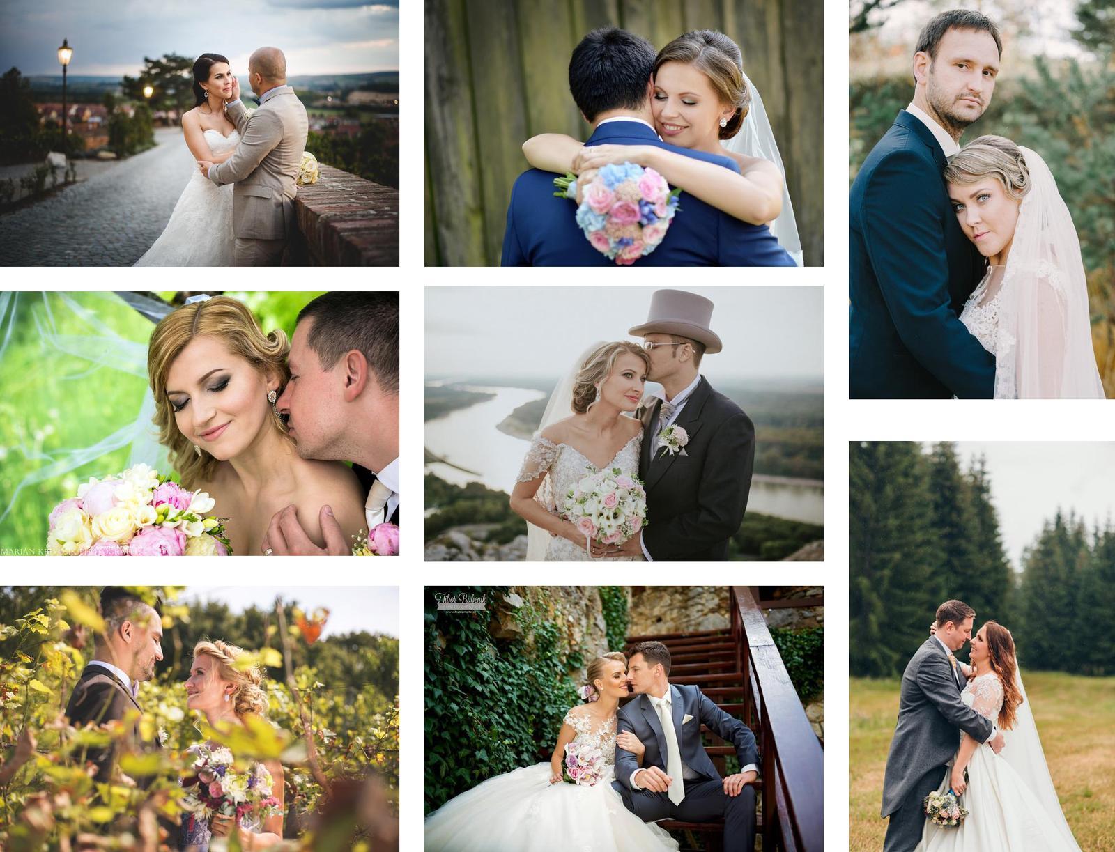 Prednedávnom som nevesty svadobnej sezóny požiadala, aby spomedzi svojich svadobných fotografií vybrali tú svoju najobľúbenejšiu. Tú, ktorá im z nejakého dôvodu najviac prirástla k srdcu. A vznikla z toho zbierka obrázkov nabitých láskou, šťastím a emóciami, ktorú si môžete prezrieť tu: https://www.mojasvadba.sk/naj-svadobne-fotografie-neviest-2016/ Krásny večer prajem :) #magazin - Obrázok č. 1