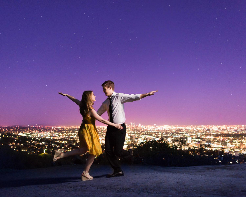 Tieto #randefoto boli inšpirované filmom La La Land. Páčia sa vám? Tie večerné nad mestom sú podľa mňa veľmi pekné :) - Obrázok č. 1