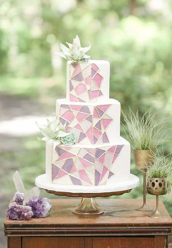 Sladké a pôvabné svadobné torty - Obrázok č. 102