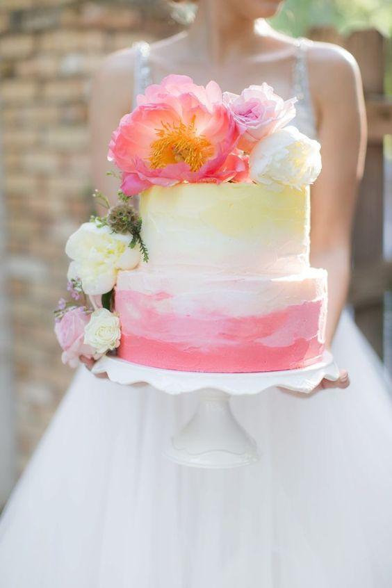 Sladké a pôvabné svadobné torty - Obrázok č. 103
