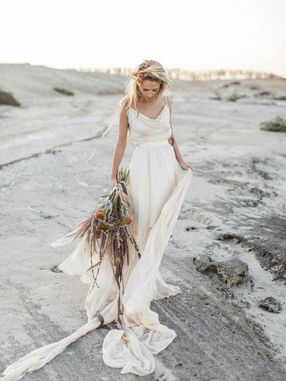 Tak jednoducho, ako sa len dá (minimalizmus v svadobných šatách) - Obrázok č. 15