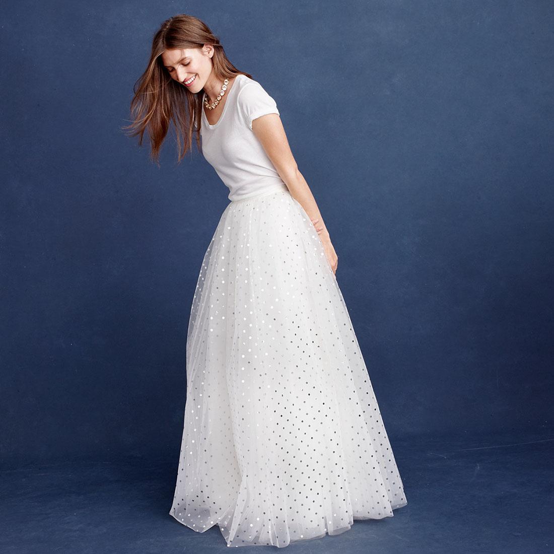 Tak jednoducho, ako sa len dá (minimalizmus v svadobných šatách) - Obrázok č. 19