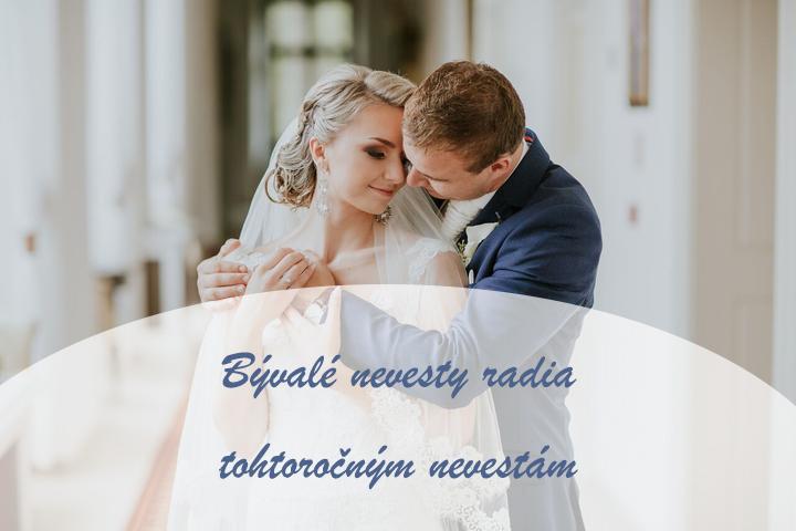 Prednedávnom som sa neviest z Mojej svadby, ktoré majú svadbu už za sebou, opýtala, akú radu by dali vám, budúcim nevestám, resp. akú radu by ony pred svojou svadbou chceli počuť. A tu je výsledok: https://www.mojasvadba.sk/rady-byvalych-neviest/ prajem príjemné čítanie a verím, že pre vás tieto rady budú užitočné :) #magazin - Obrázok č. 1