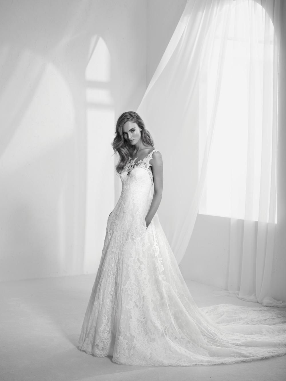 Atelier Pronovias predstavil kolekciu svadobných šiat na rok 2018 - Obrázok č. 3