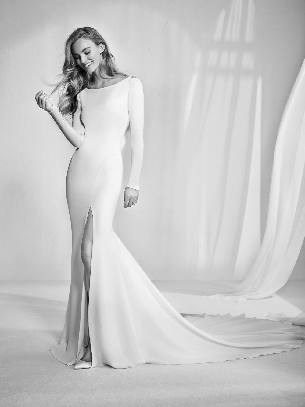 Atelier Pronovias predstavil kolekciu svadobných šiat na rok 2018 - Obrázok č. 6
