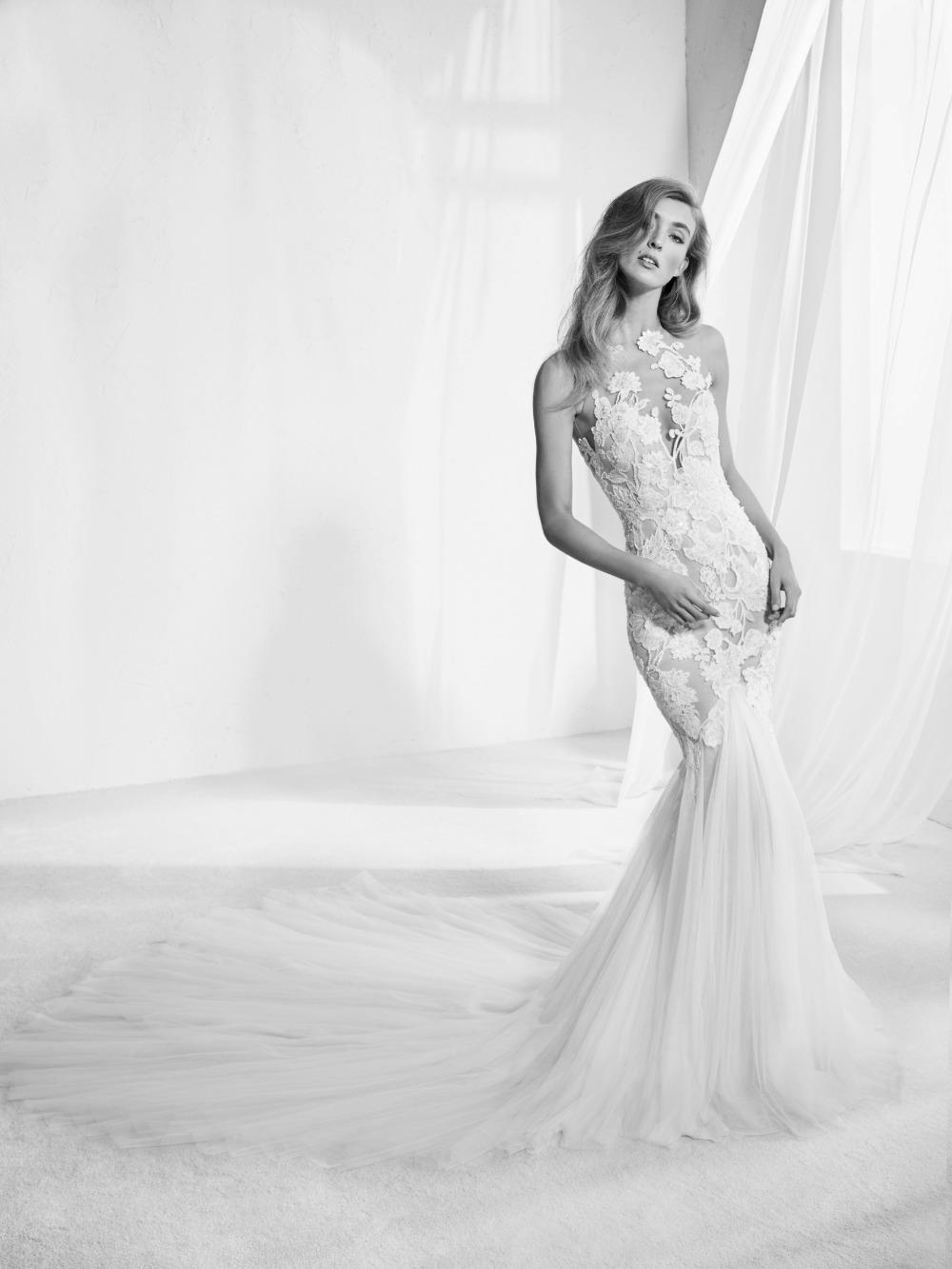 Atelier Pronovias predstavil kolekciu svadobných šiat na rok 2018 - Obrázok č. 7