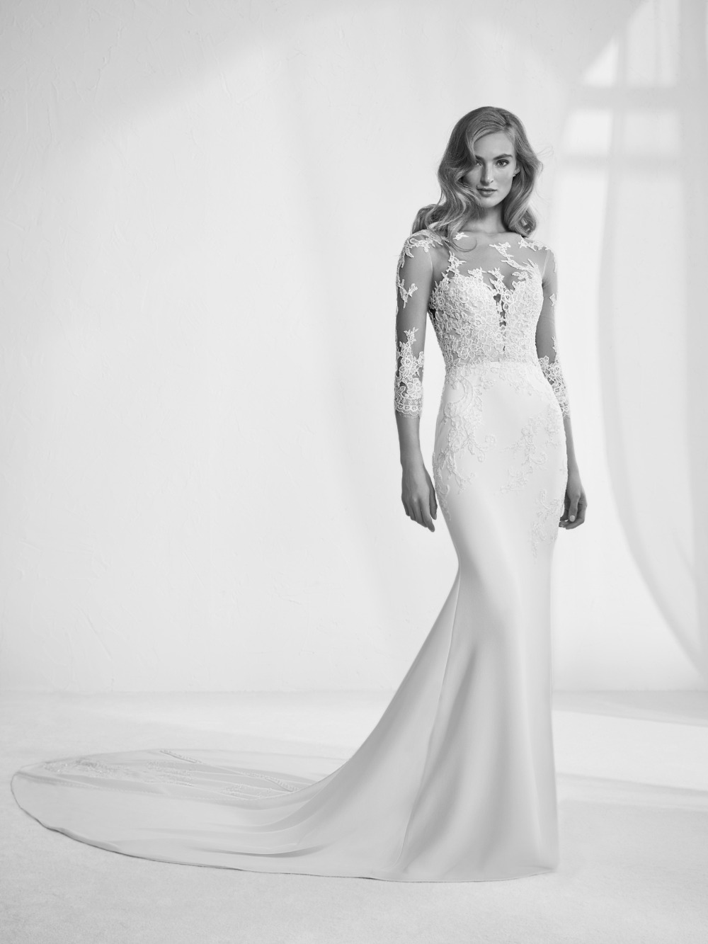 Atelier Pronovias predstavil kolekciu svadobných šiat na rok 2018 - Obrázok č. 14