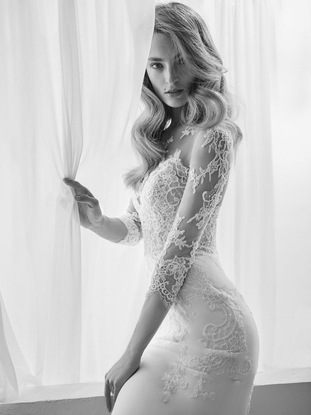 Atelier Pronovias predstavil kolekciu svadobných šiat na rok 2018 - Obrázok č. 15