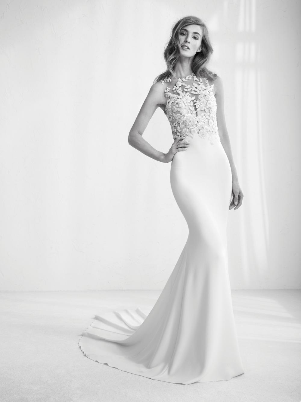 Atelier Pronovias predstavil kolekciu svadobných šiat na rok 2018 - Obrázok č. 20