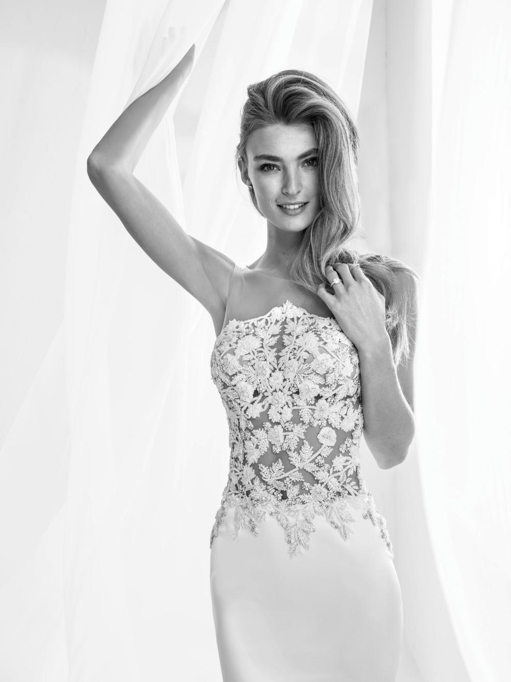 Atelier Pronovias predstavil kolekciu svadobných šiat na rok 2018 - Obrázok č. 23