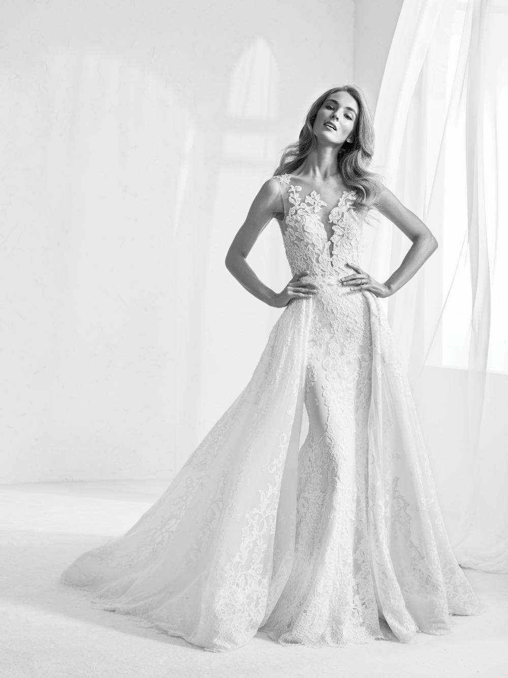 Atelier Pronovias predstavil kolekciu svadobných šiat na rok 2018 - Obrázok č. 24
