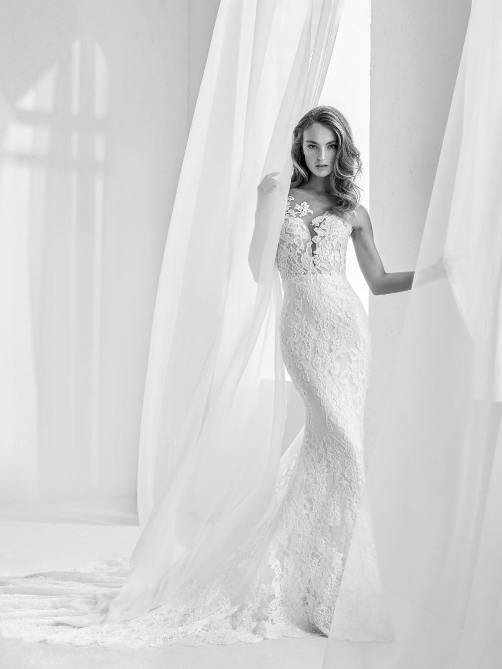Atelier Pronovias predstavil kolekciu svadobných šiat na rok 2018 - Obrázok č. 25