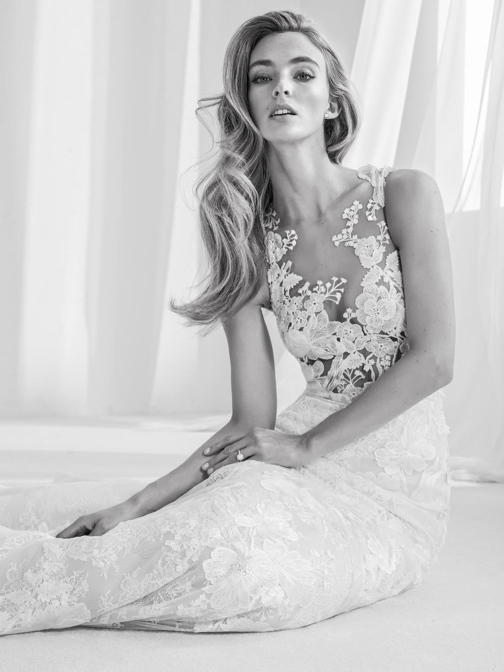 Atelier Pronovias predstavil kolekciu svadobných šiat na rok 2018 - Obrázok č. 33