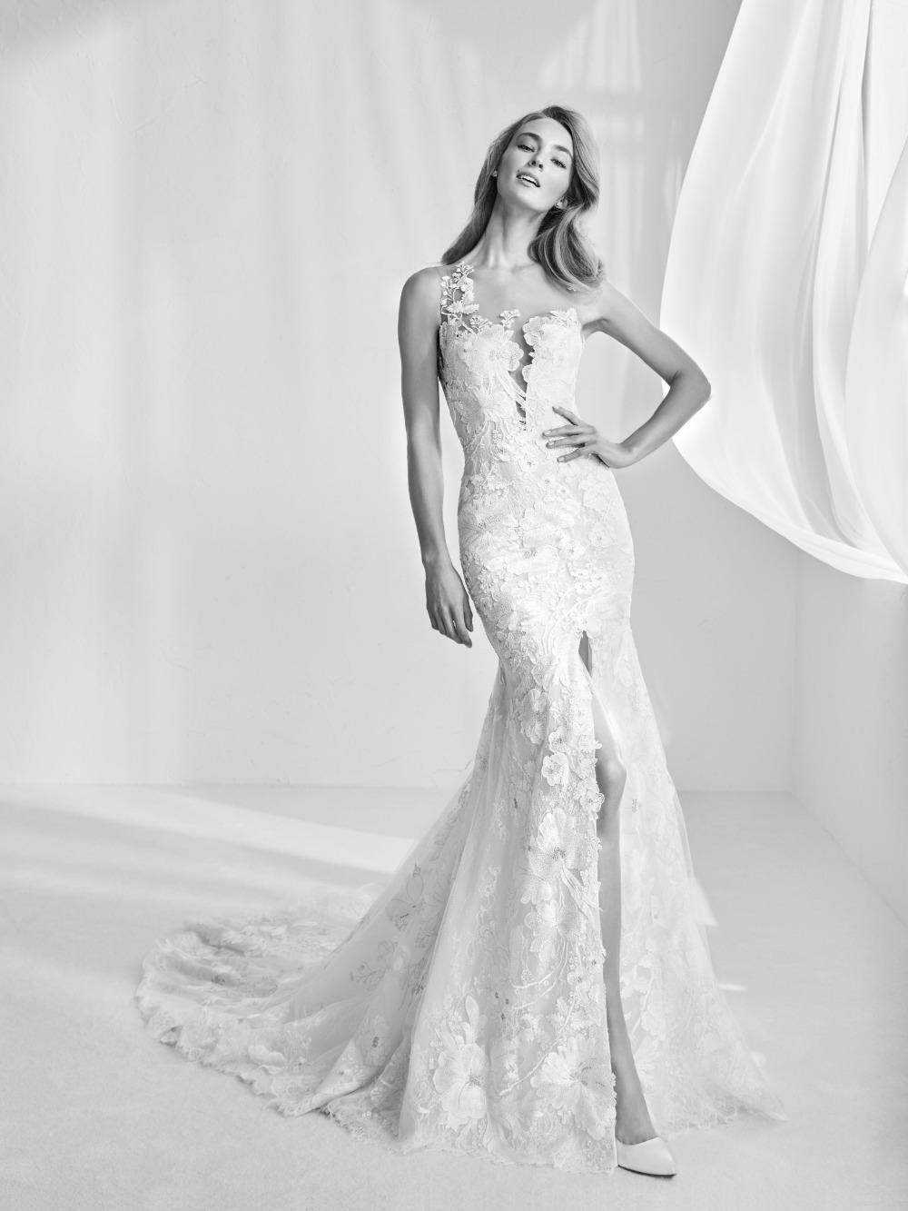 Atelier Pronovias predstavil kolekciu svadobných šiat na rok 2018 - Obrázok č. 38