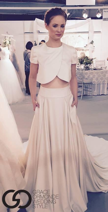 Tak jednoducho, ako sa len dá (minimalizmus v svadobných šatách) - Obrázok č. 21