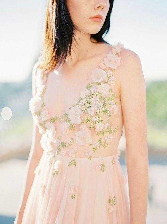 Och, do týchto šiat som sa instantne zaľúbila! :) - Obrázok č. 1