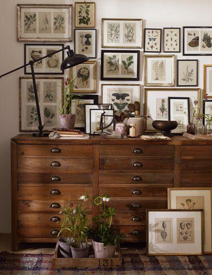 Inšpirované herbárom a botanickou záhradou - Obrázok č. 98
